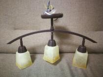Corp iluminat, lustra, candelabru, aplica - model deosebit