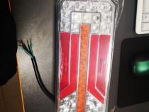 Lampa stop camion autoutilitare LED cu semnalizare dinamica