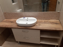 Mobilier pentru baie la comandă