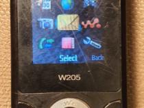 Sony Ericsson W205 BLACK - 2009 - liber