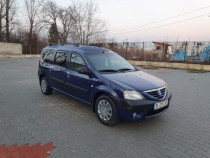 Dacia logan mcv + gpl // 7 locuri // 1.6 mpi // full option