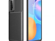 Huawei P40 Lite P40 Lite E P40 Lite 5G - Husa Silicon Carbon