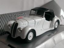 Macheta BMW 328 alb 1936 - Welly 1/36