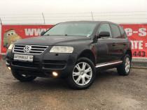 VW Touareg 2006, 2.5 diesel, piele, trapa, xenon =RATE=