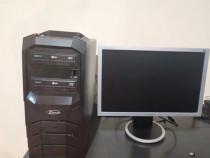 Calculator gaming+monitor