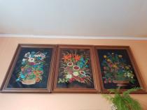 Trei picturi unicate de Hannes Neubauer