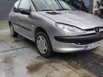 Peugeot 206 an 2000 diesel 1900