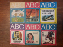 14 carticele vintage din Coletia ABC / R3P2F