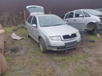 Skoda fabia 2002 1.4 benzina cod motor aua dezmembrez