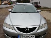 Mazda 6 din 2003, motor 2.0 motorină
