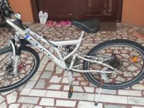Bicicleta aluminiu marca Cyco 24 zoll