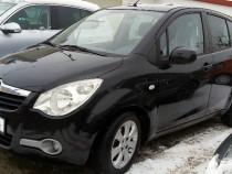 Opel Agila 1.2 benz, 2009, 150000 km, Clima, Jante