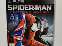 PS3 Spider-Man Shattered Dimensions pentru PlayStation 3