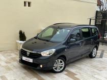 Dacia Lodgy 1.2 Benzina 115 Cp Euro 5 An 2014 cu 7 Locuri