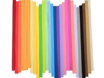 Hartie origami, Outus, 27 culori, 1080 de foi