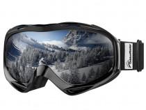 Ochelari ski, OTG, snowboard, unisex, protectie UV 100%