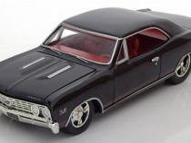 Macheta Chevrolet Chevelle SS 1967 - ERTL/Autoworld 1/24