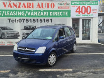 Opel Meriva,1.6 Benzina,2005,AC,Finantare Rate