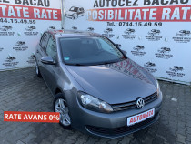 Volkswagen Vw Golf 6-AUTOMATA-Benzina-Navi-RATE-