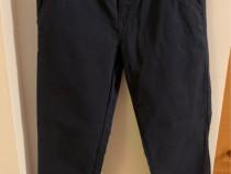 Pantaloni barbati casual bleumarin, marimea S