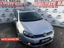Volkswagen Vw Golf 6-Highline-2010-Benzina-RATE-