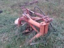 Cositoare hidraulica cu 4 tamburi