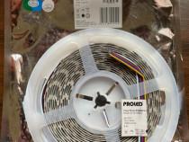 Banda LED profesionala - 4 in 1 (RGB+W) - 5m - Noua