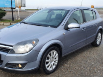 Opel Astra H 1.6i benzina COSMO, piele, climatronic, jante