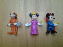 Minnie & Mickey Mouse 3 figurine jucarii copii