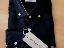 Camasi Burberry logo brodat super calitate/Italia