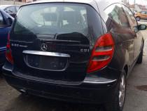 Rulou portbagaj Mercedes A Class A 180 cdi A 200 cdi W169 20