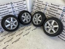 Jante Aluett BMW E87,E36,E90,E91 anvelope iarna 205/55/16