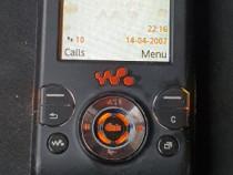 Sony Ericsson W580 - 2007 - liber