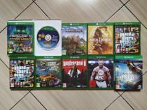 Xbox One: GTA 5, Minecraft, Rocket League, UFC 3, MK 11, etc