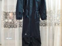 Costum de schi negru, firma FICTIF