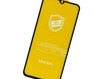 Folie Protectie Sticla 3D Samsung Galaxy S7 edge + Cablu