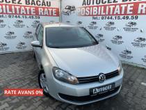 Volkswagen Vw Golf 6 Fab 2010-Benzina 1.6-RATE-