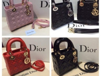 Genti Christian Dior mini,model Lady import Franța