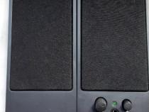Boxe Selecline 842466/RD-S 101, stereo, pt. PC, cu fir,2x3W
