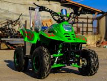 ATV electric pentru copii NITRO ECO Bigfoot 800W 36V #Green