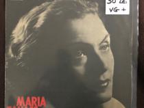 Disc Vinyl Maria Tănase – Din Cîntecele Mariei Tănase (III)