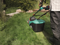 Masina de tuns iarba gazonul profesionala Bosch Rotak 43 cm