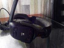 Casti Logitech G35 Gaming Headset_ Utilizate