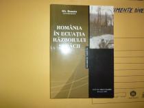 Romania in ecuatia razboiului si pacii, Gheorghe Buzatu