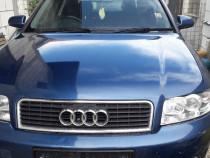 Grilă capota Audi A4 B6