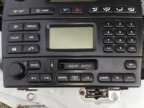Radiocasetofon player Jaguar X Type