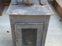 Felinar vechi de tabla CFR