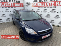 Ford Focus 2010-Benzina 1.6-EURO 5-RATE-