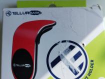 Suport auto magnetic pentru telefon cu prindere la grila