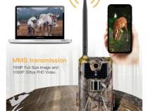 Camera cu senzor foto/video hd ,20 mp,trimit poze email